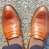 ZARA 的 PENNY LOAFER