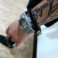KRINK X CASIO G-SHOCK DW-6900 的 手錶