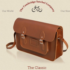 THE CAMBRIDGE SATCHEL 的 BAG