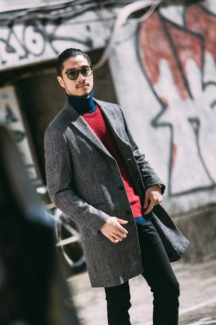 UNIQLO 的 大衣