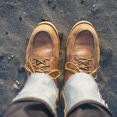 RED WING 的 工作靴