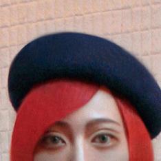 無品牌 的 貝蕾帽