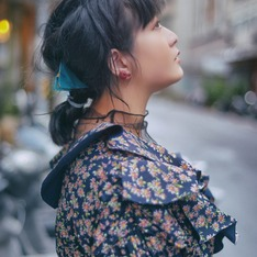 淘寶 的 日本石原里美同款三角髮夾