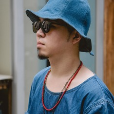 OMAKE 的  OMABOW/RAY HAT
