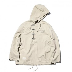 MADNESS 的 MADNESS ANORAK PULLOVER PARKA
