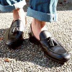 MAGNANNI 的 樂福鞋