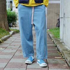 PLAIN-ME 的 牛仔褲