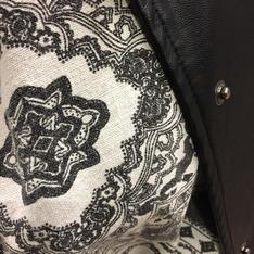 無品牌 的 古着圖騰襯衫