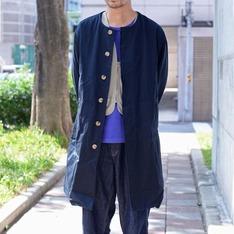 PLAIN-ME 的 長外套