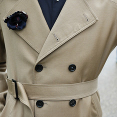 FIND 的 TRENCH COAT