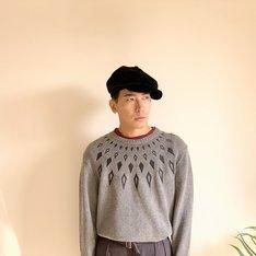 5CM 的 圖騰毛衣