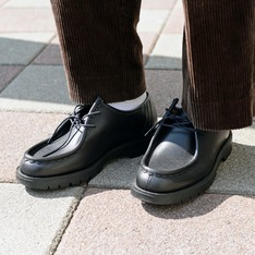 PLAIN-ME 的 KLEMAN PADROR 法國紳士莫卡辛鞋