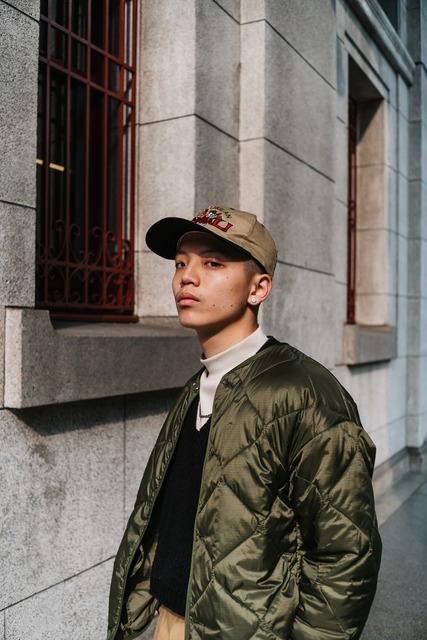 VINTAGE 的 CAP